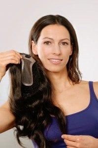Haarstukken voor vrouwen